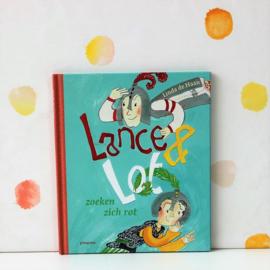 Boek - Lance & Lot Zoeken Zich Rot - Nieuw