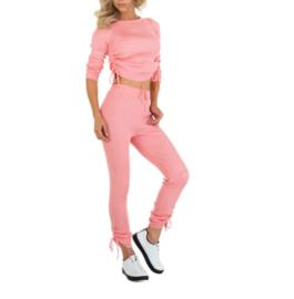 Comfy pak roze Nicole (2-delig)