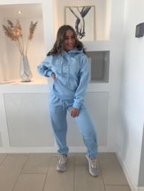 Comfy pak hoodie blauw Donna (2-delig)