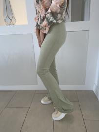 Flair broek olijf groen - Eleni