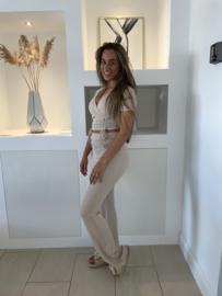 Flair set beige