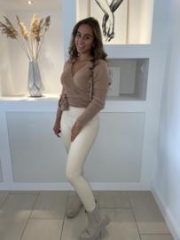 Legging beige - Melissa