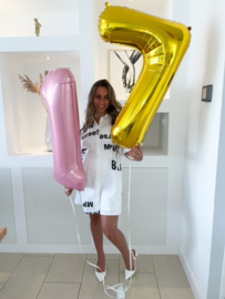 Birthday outfit jurk