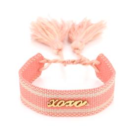 Bohemian bali armband - XOXO