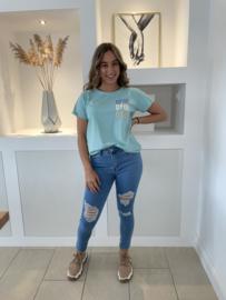 T shirt mint