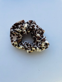 Scrunchie luipaard