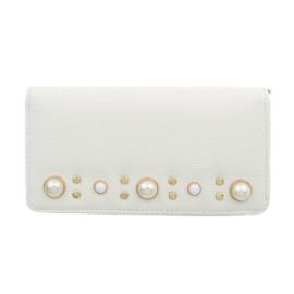 Portemonnee/telefoon tas met parels