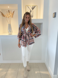 Kimono overslag - Evie