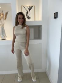 Comfy pak beige Esmee (2-delig)
