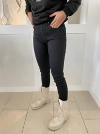 Spijker zwarte broek - Lottie