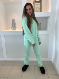 Comfy mint groen