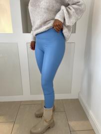 Legging blauw - Francine