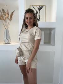 Jumpsuit beige - Chelsey