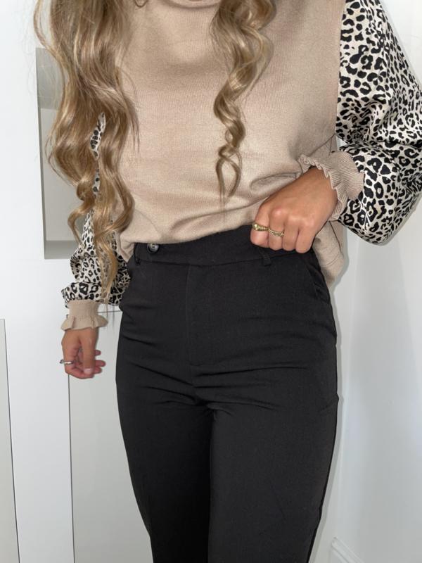 Pantalon zwart - Robine