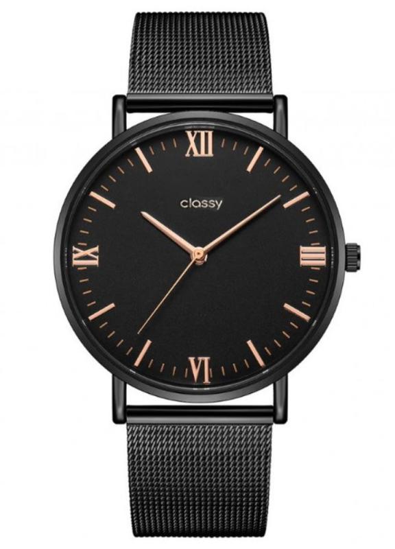 Horloge zwart