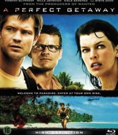A perfect  getaway ex-rental (blu-ray tweedehands film)
