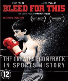 Bleed for this (blu-ray nieuw)