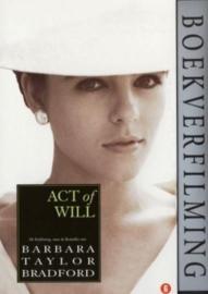 Act of Will (dvd nieuw)