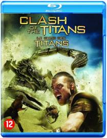 Clash of the Titans (blu-ray nieuw)