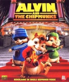 Alvin and the chipmunks 2 blu-ray plus dvd (blu-ray tweedehands film)
