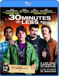 30 minutes or less (blu-ray tweedehands film)