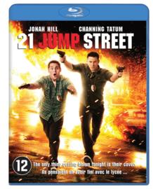 21 Jump Street Ex-rental (blu-ray tweedehands film)