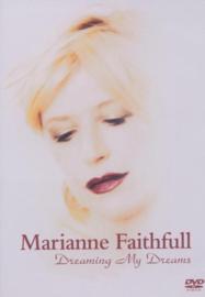 Marianne Faithfull - Dreaming my dreams (dvd nieuw)