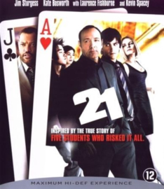 21 (twenty one) (Blu-ray tweedehands film)
