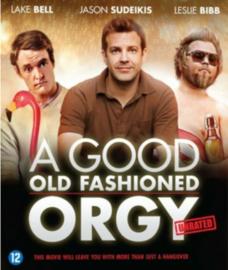 A good old fashioned orgy ex-rental (blu-ray tweedehands film)
