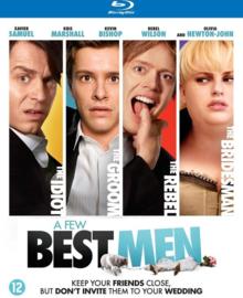 A few best men ex-rental (blu-ray tweedehands film)