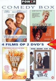 4 films op 2 dvds (dvd tweedehands film)