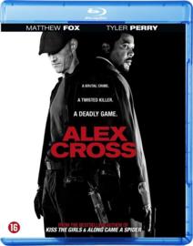 Alex Cross blu-ray plus dvd (blu-ray nieuw)