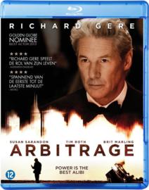 Arbritrage ex-rental (blu-ray tweedehands film)