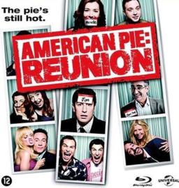 American Pie 4 Reunion ex-rental (blu-ray tweedehands film)