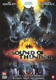 A Sound of Thunder (dvd nieuw)