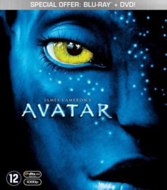 Avatar blu-ray plus dvd (blu-ray tweedehands film)