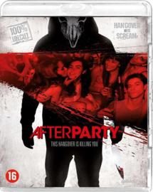 Afterparty ex-rental (blu-ray tweedehands film)