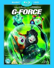 G-Force bluray plus dvd (blu-ray tweedehands film)