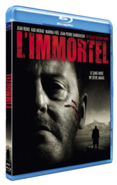 L'Immortel import (blu-ray tweedehands film)