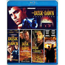 From Dusk till Done Collection (blu-ray tweedehands film)