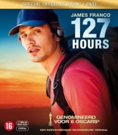 127 Hours Blu-ray + Dvd (Blu-ray tweedehands film)