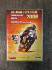 British Superbike 2006 import (dvd tweedehands film)