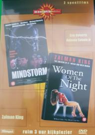 Big dvd collection mindstorm en Women of the the night (dvd tweedehands film)