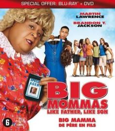Big Momma's Like father like son blu-ray + dvd (blu-ray nieuw)