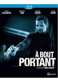 A bout portant (blu-ray tweedehands film)