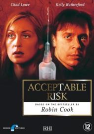 Acceptable Risk (dvd nieuw)