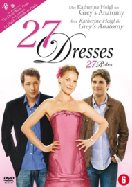 27 dresses koopje (dvd tweedehands film)