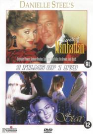 2 films op 1 dvd Secrets of Manhattan en Star (dvd film nieuw)