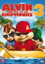 Alvin and the chipmunks 3 (dvd nieuw)