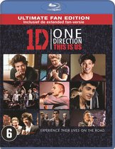 1D One Direction - This is us (blu-ray tweedehands film)